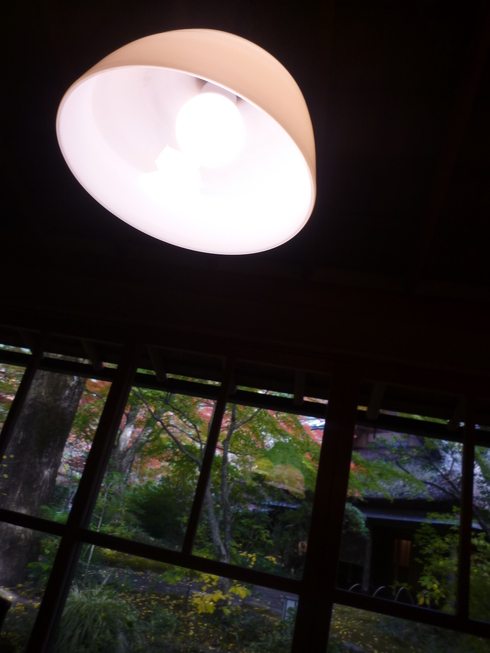 亀の井別荘。。。健太郎さんのお招きで。。。錦秋の湯布院へ。。。。☆⊹⊱..☆*:.。.☆*†_a0053662_14515257.jpg