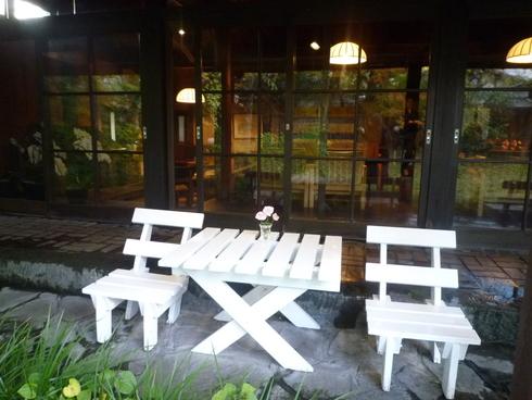 亀の井別荘。。。健太郎さんのお招きで。。。錦秋の湯布院へ。。。。☆⊹⊱..☆*:.。.☆*†_a0053662_1551863.jpg