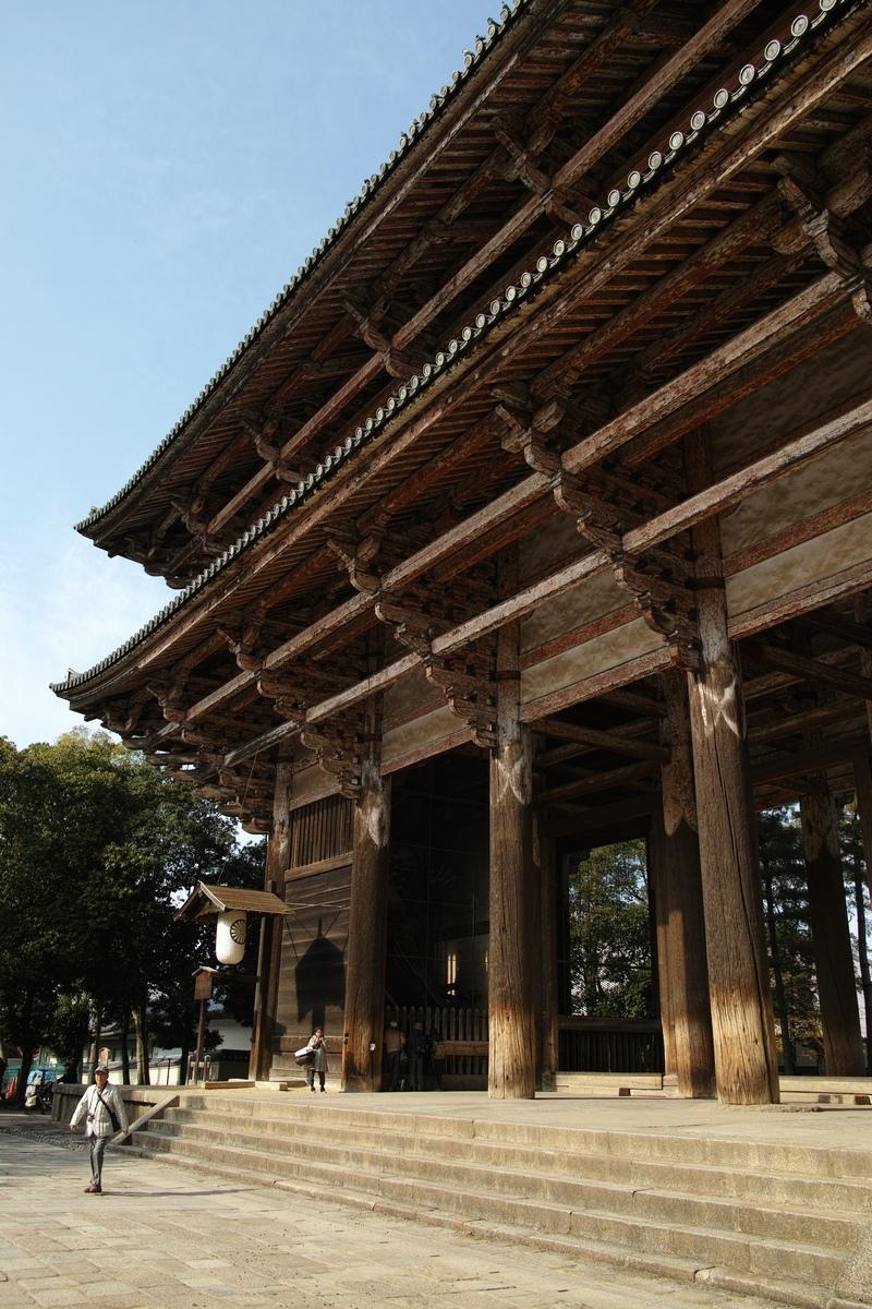 「半年振りの奈良公園」_a0133692_16412661.jpg