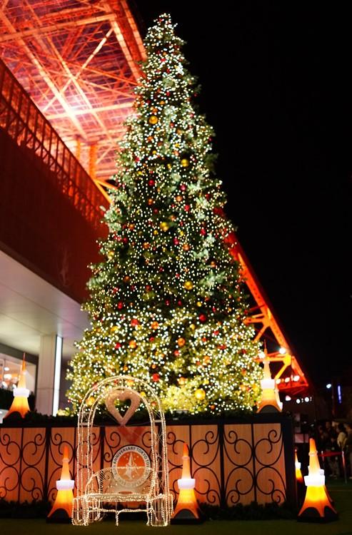 東京タワー クリスマス・イルミネーション2013_b0145398_20422669.jpg
