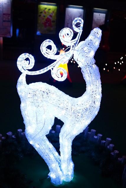東京タワー クリスマス・イルミネーション2013_b0145398_20425088.jpg