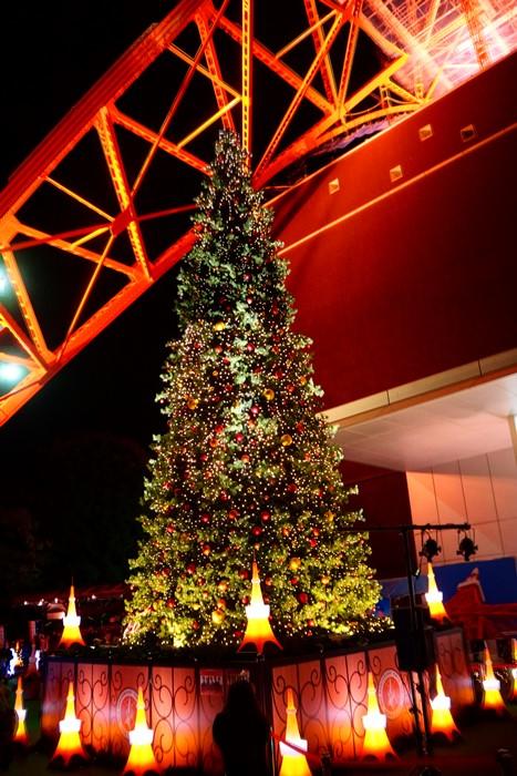 東京タワー クリスマス・イルミネーション2013_b0145398_20432464.jpg