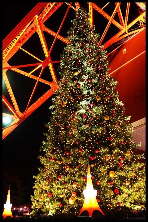 東京タワー クリスマス・イルミネーション2013_b0145398_20435186.jpg