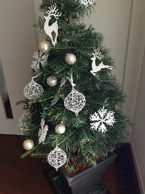 クリスマスリース_a0273699_12401674.jpg