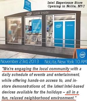 インテルが史上初めてオープンしたお店、Intel Experience Store(ニューヨーク店)の様子_b0007805_26394.jpg