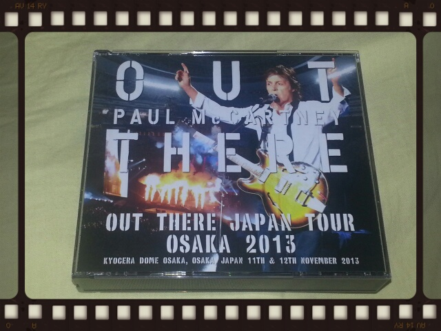 PAUL McCARTNEY / OUT THERE JAPAN TOUR OSAKA 2013_b0042308_0401470.jpg