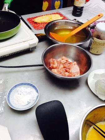 ハッピークッキング・・・クラス増設!「お弁当をつくろう♪ 」_f0141419_8463623.jpg