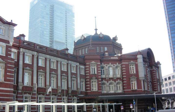 祝!改築1周年。東京駅。_b0081121_6512085.jpg
