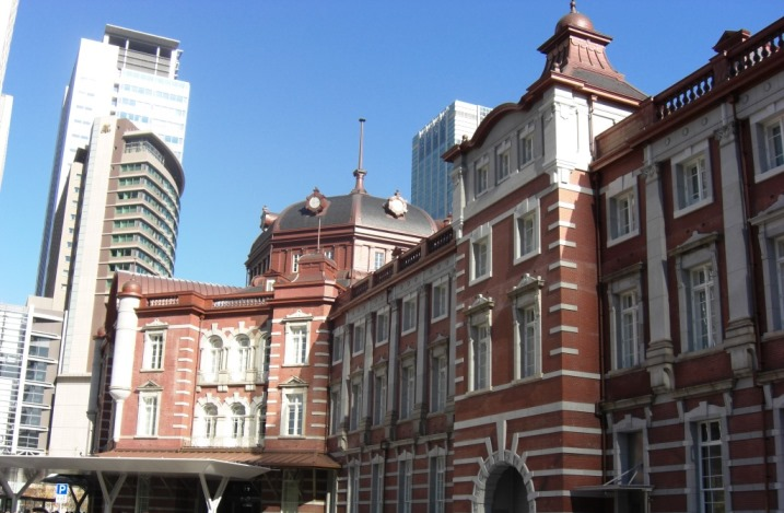 祝!改築1周年。東京駅。_b0081121_651555.jpg