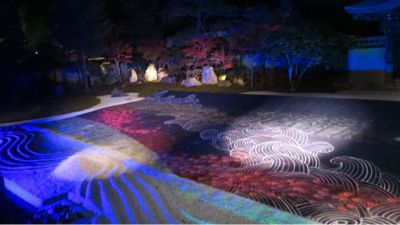 高台寺のライトアップ_c0223630_2055051.jpg