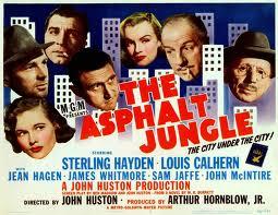 アスファルト・ジャングル The Asphalt Jungle : 映画!That' s ...