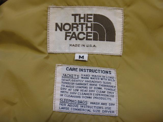 The North Face ダウンジャケット_b0114845_17412358.jpg