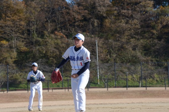 福島選抜VS東稜高校③_b0249247_23541484.jpg