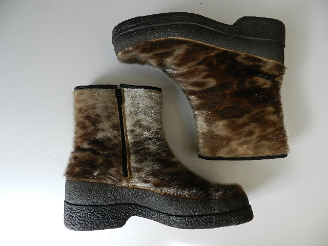 Seal skin boots 2013_f0226051_12585011.jpg