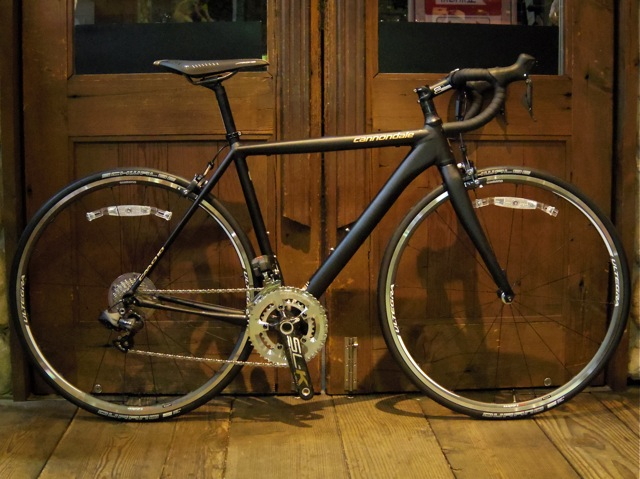 cannondale CAAD10 BLACK EDITION (SALE BIKE) _e0132852_21204892.jpg