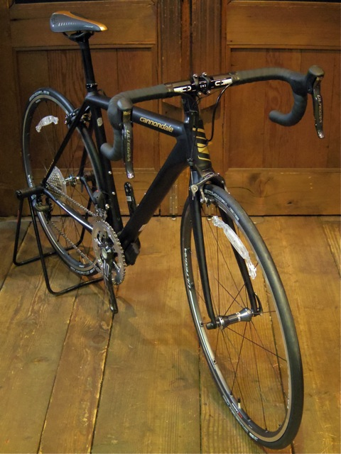 cannondale CAAD10 BLACK EDITION (SALE BIKE) _e0132852_21205066.jpg