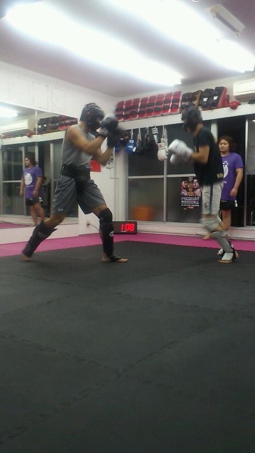 キックボクシング!_b0246953_14261588.jpg