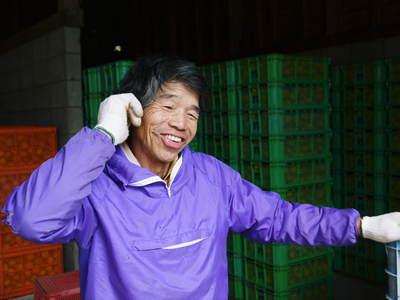 香り高き柚子(ゆず)「あっぱれ」 収穫後の選別作業と保管_a0254656_181741100.jpg