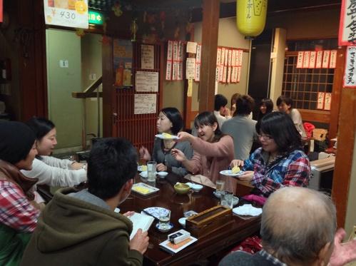「竹内栖鳳展」日曜日まで。紅葉シーズン京都にて。_b0153663_17532579.jpg