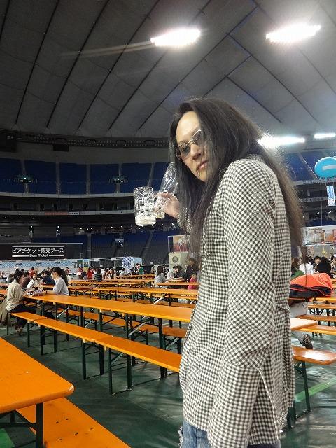 東京ドームオクトーバーフェスト行った!_d0061678_22461630.jpg