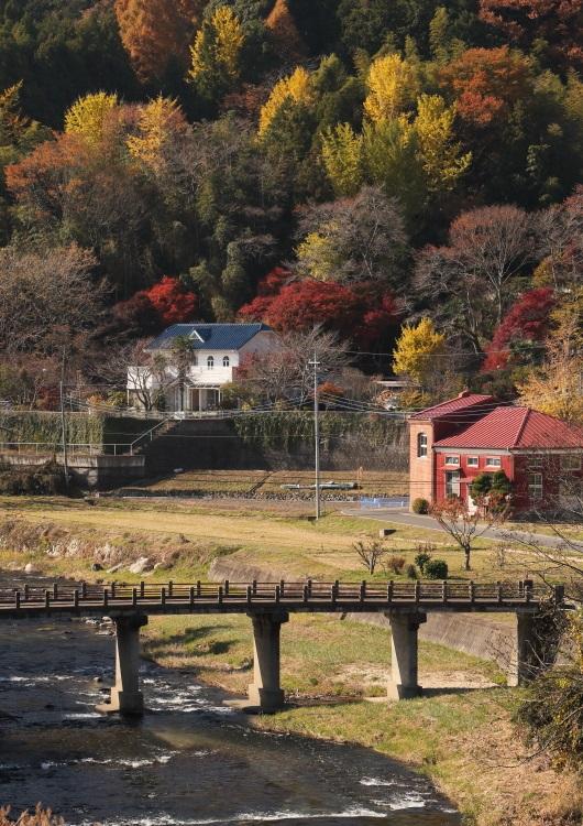 町屋変電所 常陸太田市 2013・11・24_e0143883_1730387.jpg