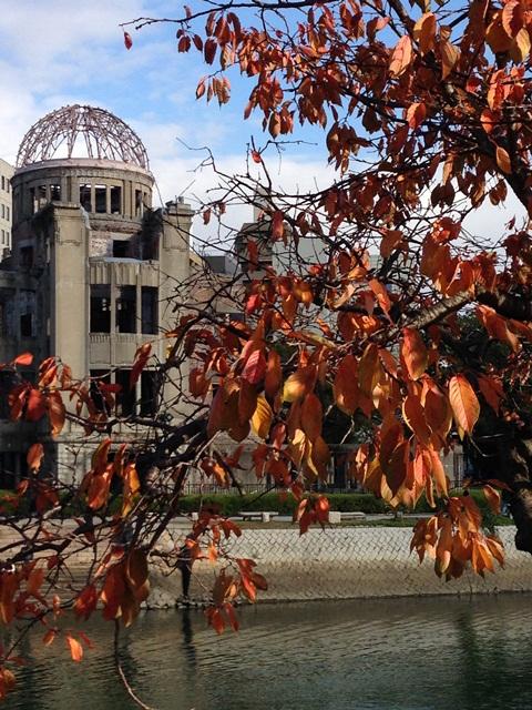 広島平和記念公園を歩いて(*^^*)_a0213806_23255668.jpg