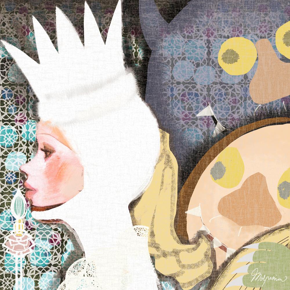 『モンスタートレイン2013〜モーリス・センダックへのオマージュ』展_f0172313_352459.jpg