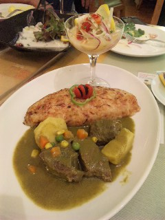 blog;川崎のペルー料理名店へ_a0103940_12591149.jpg