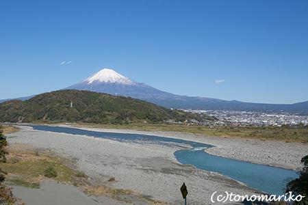 富士山をながめながら_c0024345_2040392.jpg