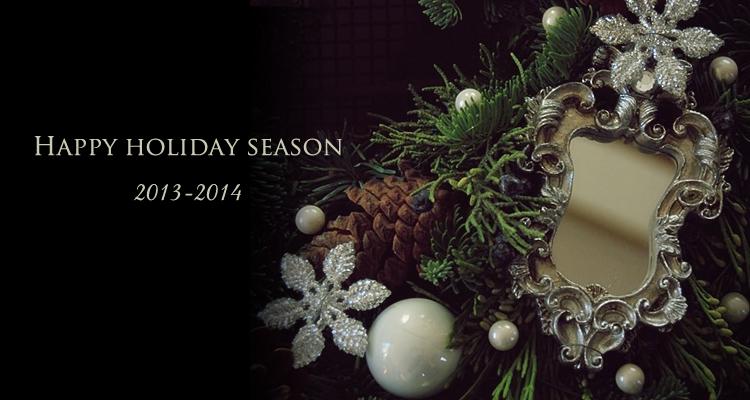 ユーカリたっぷりのクリスマス・リース_d0124248_23201897.jpg
