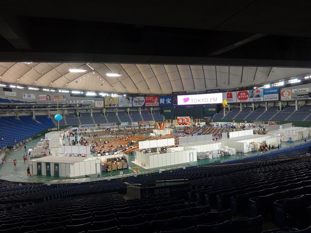 スーパーオクトーバーフェスト in 東京ドーム!【2013/11/29】_b0182655_1556276.jpg