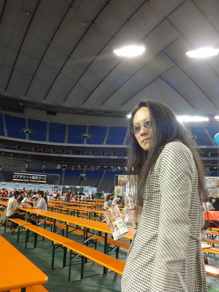 スーパーオクトーバーフェスト in 東京ドーム!【2013/11/29】_b0182655_15564678.jpg