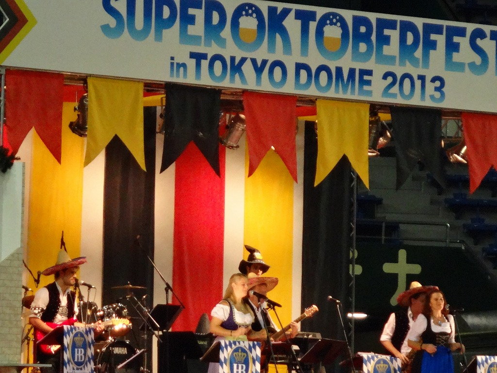 スーパーオクトーバーフェスト in 東京ドーム!【2013/11/29】_b0182655_15565346.jpg