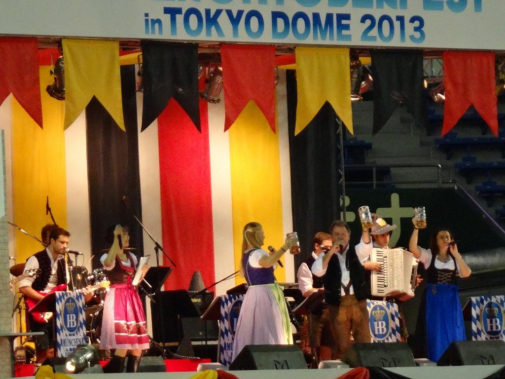 スーパーオクトーバーフェスト in 東京ドーム!【2013/11/29】_b0182655_15574189.jpg