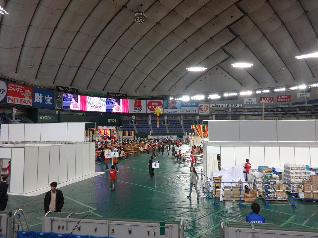 スーパーオクトーバーフェスト in 東京ドーム!【2013/11/29】_b0182655_1558131.jpg