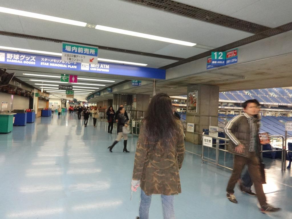 スーパーオクトーバーフェスト in 東京ドーム!【2013/11/29】_b0182655_15582450.jpg