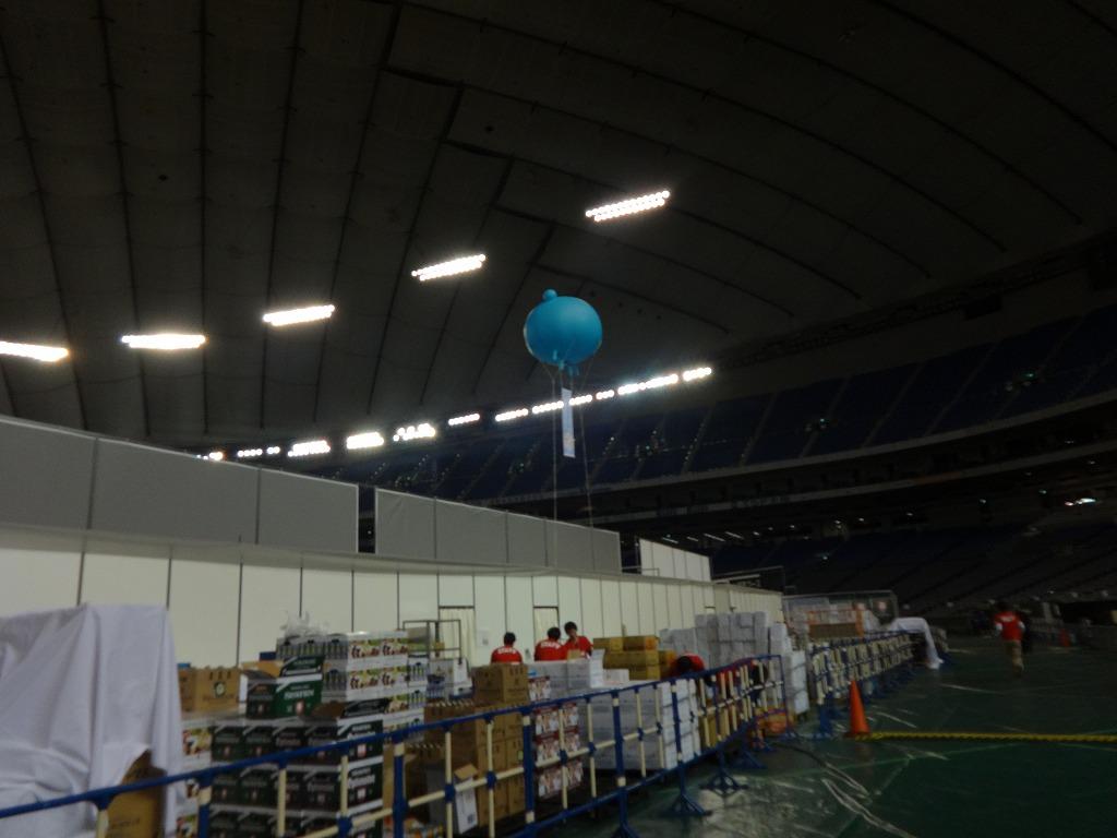 スーパーオクトーバーフェスト in 東京ドーム!【2013/11/29】_b0182655_1558553.jpg