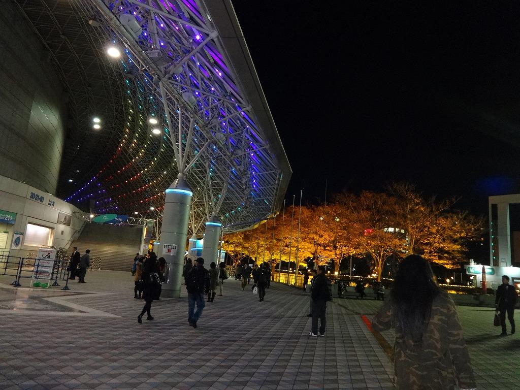 スーパーオクトーバーフェスト in 東京ドーム!【2013/11/29】_b0182655_15591659.jpg