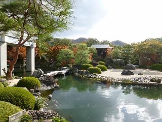 SHIMANEその7   日本一の 枯山水庭と♪_a0165160_16512236.jpg