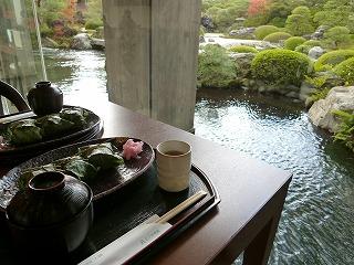 SHIMANEその7   日本一の 枯山水庭と♪_a0165160_16582065.jpg