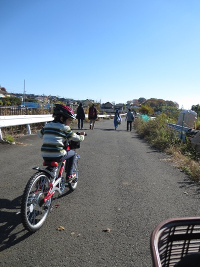 サイクリングと都筑民家園_c0310571_06481814.jpg