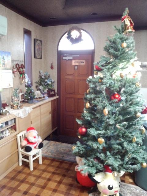 クリスマス☆_e0040673_17565186.jpg