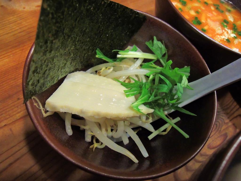 イツワ製麺所食堂@反町_c0146875_2250285.jpg