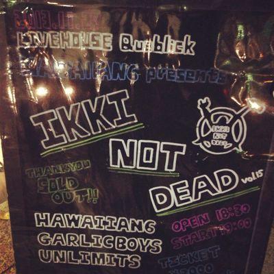 HAWAIIAN6 pre IKKI NOT DEAD_b0145688_17532154.jpg