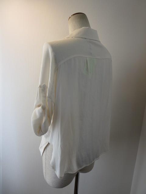 ボルニー BORNY カシュクールフリードシャツ_e0076692_19205798.jpg