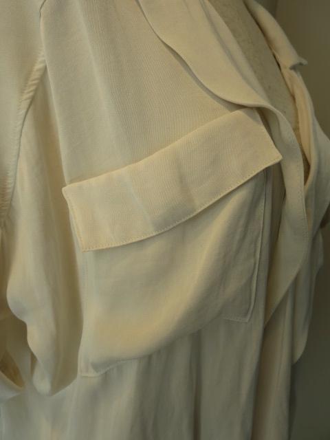 ボルニー BORNY カシュクールフリードシャツ_e0076692_19213189.jpg