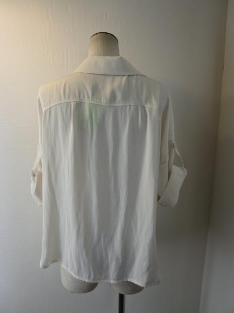 ボルニー BORNY カシュクールフリードシャツ_e0076692_1921539.jpg