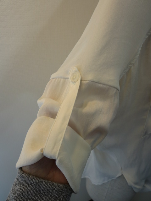 ボルニー BORNY カシュクールフリードシャツ_e0076692_1921578.jpg