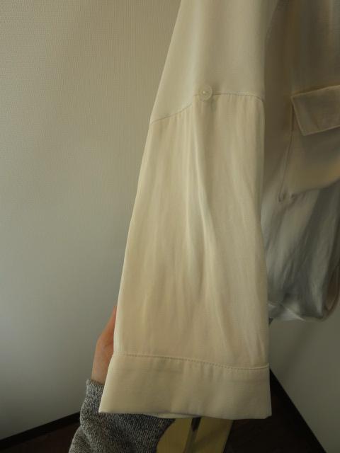ボルニー BORNY カシュクールフリードシャツ_e0076692_1922448.jpg