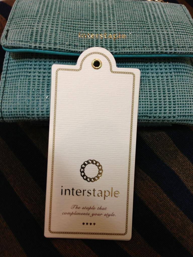 interstaple 予定より 早く 入荷です_e0076692_20353455.jpg
